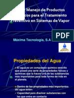 Sistemas de Vapor PETTENATI 2012