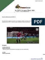 Guia Trucoteca Fifa 14 Xbox 360