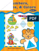 Numbers, Shapes, & Colors Standard E-Book