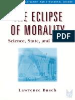 L'Ecclissi Della Moralita