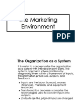 2-The Marketing Environment