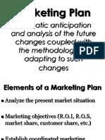 4 Marketing Plan