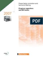 Baterias Condensadores PROPIVAR MT