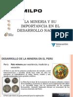 La Mineria en Peru y Mundo ABRIL 2013
