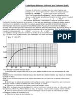 Série+d'exercices+-+Chimie+cinétique+chimique+-+Bac+Sciences+exp+(2011-2012)+Mr+Dahmani+lotfi