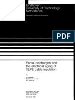 PArtial Discharges and XLPE Cable Insulation