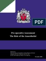 Evaluarea preoperatorie