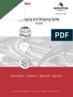 CVA Packaging Shipping Guide TP02100