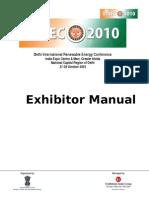 Event DIREC Exhibitor Manual