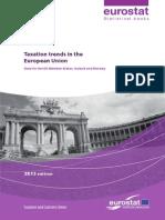 Tendintele de impozitare in Uniunea Europeana