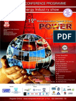 Event- Power India 2010- Conference Programme