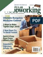 Popular Woodworking April 2009