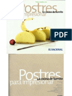 La Cocina de Sumito - 05 - Postres Para Impresionar2