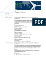 Event Adb Acef Program Details