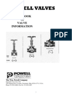 Powell Valves - Handbook of Valve Information