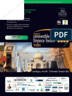 Event REFF India 2006