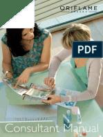 Oriflame Consultant Manual