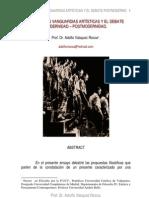 La Crisis de Las Vanguardias y El Debate Postmoderno