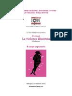 Programma Festival Violenza Illustrata 2009