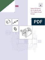 45 Series J Frame 45cc, 51cc, 60cc, 65cc, 75cc Parts Manual (520L0585 REV AC Sept 2008)