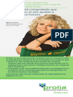 Prolia PatientBrochure Spanish
