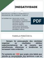 ELETRONEGATIVIDADE (UFPA)