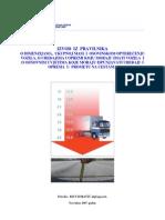 Izvod Iz Pravilnika o Dimenzijama Ukupnoj Masi i Osovinskom Opterecenju Vozila