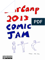 Barcamp Comic Jam 2013