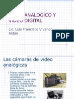 Video Analogico y Video Digital