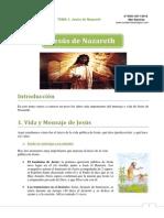 Tema 1 Jesús de Nazareth