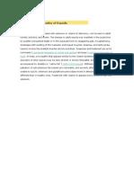 Nutritional Myopathy of Equids