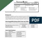 Technical Bulletin AF700