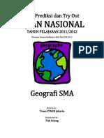 Soal Try Out Un 2012 Sma Geografi Paket 27