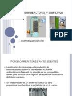 Fotobiorreactores y Biofiltros