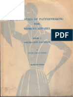 Fundamentals of Pattern Making I