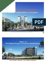Eastern International University - May 2009