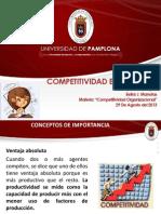 Primera Expo Competitividad