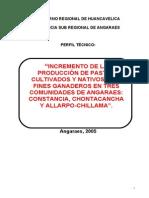 Proyecto Pastos.