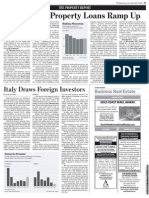 Italian Real Estate - Italy Draws Foreign Investors