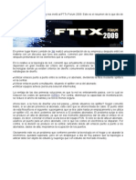 FTTx Forum