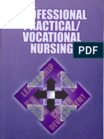 Professional Practical Nursing