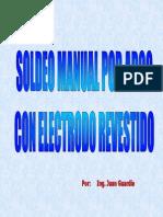Electrodo Revestido Jg Pucp