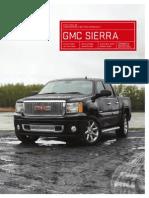 2012 Sierra Brochure