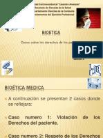 Casos de Bioetica