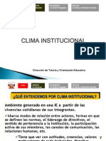 Clima Inst