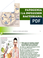 Patogenia de La Infeccion Bacteriana