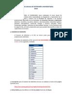 Descripcion e Inscripcion - XII CEU