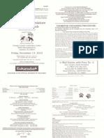 CFMSC Premium List December 13 2013