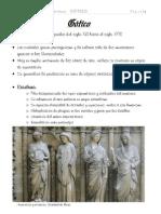 Escultura a lo largo de la Historia - Gótico