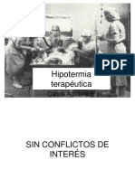 Hipotermia Post PCR